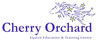 Cherry Orchard Equine Education and Training Centre Logo